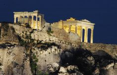 The Acropolis travel and see the birthplace of democracy Travel Goals, Us Travel, Travel Magazines, Online Travel, Acropolis, Athens Greece, Future Travel, Travel And Leisure, Walking Tour