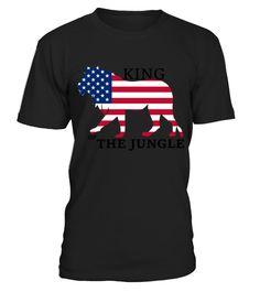 USA - King of The Jungle