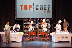 Celebrity with a New Year's Top Chefs Cruise