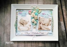 Gość miesiąca - Guest of the month Tiny Miracles, Scrapbooking, Frame, Inspiration, Design, Home Decor, Picture Frame, Biblical Inspiration, Decoration Home