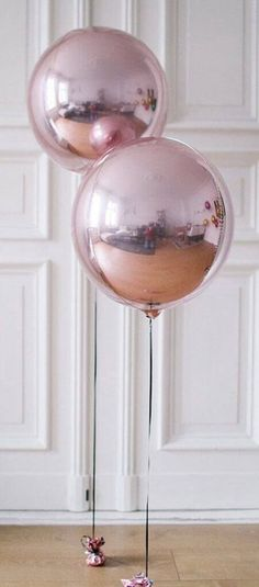 "Round Rose Gold Balloon / 16 ""Sphere Rose Gold Balloons / Rose Gold Balloon Decor / Rose Gold Orb - Home Page Ballons Brilliantes, Glitter Ballons, Jumbo Balloons, Metallic Balloons, Round Balloons, Rose Gold Balloons, Big Balloons, Mylar Balloons, Wedding Balloons"