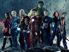 Vingadores: Era De Ultron - Filme de ação, aventura completo dublado 201...