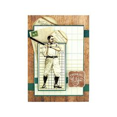 Anna Griffin Perfect Patterns For Him Cards & Envelopes