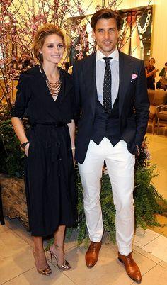 The Olivia Palermo Lookbook : Olivia Palermo At Chadstone Event #stylishcelebcouples