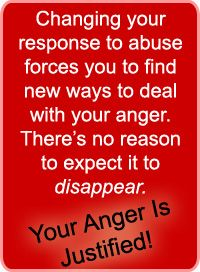 Anger Domestic Abuse Feel Is Often Neglected By Experts and Victims