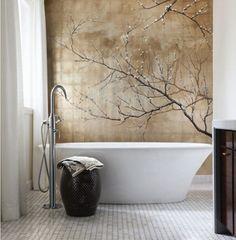 Top Bathroom Design Trends for 2018 Pinterest Inspiration, Bad Inspiration, Bathroom Inspiration, Diy Bathroom, Bathroom Trends, Bathroom Ideas, Bathroom Mirrors, Bathroom Tubs, Loft Bathroom