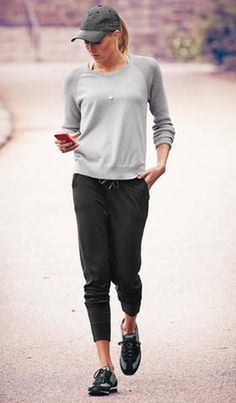 Athleta's Coaster pant could swing from studio to soirée with little more than a change of shoes.