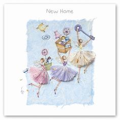 Cards » New Home » New Home - Berni Parker Designs