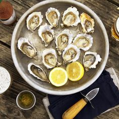 Stop at Scribe Winery and pick up a bottle of their newly released rosé to pair with oysters at Hog Island in Marshall, CA. Picnic tables overlook Tomales Bay and must be reserved in advance. Throw the oysters on the grill or eat them raw and don't hesitate to ask the staff to share shucking tips...