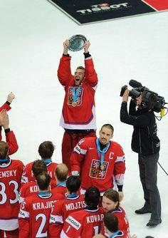 Am Ende triumphiert Russland mit einem 6:2 Sieg