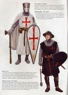 Knights Templar - 1147 - Osprey
