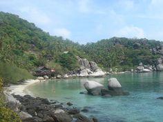 Freedom Beach, Ko Tao, Thailand