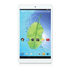"""iRULU eXpro X1s IPS 8 Inch Google Android 5.1 Lollipop Tablet PC, HD 1280800 Resolution, 1GB RAM, 16GB Flash, Bluetooth 4.0, Micro HDMI, Dual Cameras, 3D Games Supported, White Back (Plastic Rear). Allwinner A64 CPU with Google Android 5.1 Lollipop operating system, 1.3GHZ Quad Core, this allows to play games, have stream video chat and watch movies smoothly; 1GB RAM, 16GB Storage, extendable to 32 GB with micro SD card to gain more space. 8"""" incredible IPS multi-touch display, 178-degree..."""