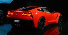 corvette america | Traseira do novo Corvette repete tema do Camaro, com quarteto de ... 2014 Corvette Stingray, C7 Stingray, Detroit, 2014 Chevy, Super Cars, Automobile, Vehicles, Corvettes, Cars