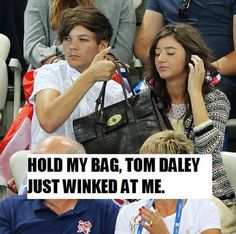 I dont know whose the gets the crown as  the queen in this relationship Louis Tomlinson or Eleanor Calder What do you think?