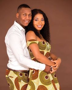 The most classic collection of beautiful traditional and ankara styles and designs for couples. These ankara styles collections are meant for beautiful African ankara couples Ankara Styles For Men, Ankara Long Gown Styles, Latest Ankara Styles, Dress Styles, Couples African Outfits, Couple Outfits, Family Outfits, African Wear Designs, Hipster Outfits Men