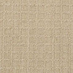 """Loop Carpeting in style """"Studio One"""" color Cotton"""
