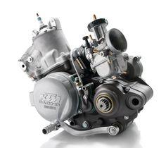KTM V-Force 3 Kart engine