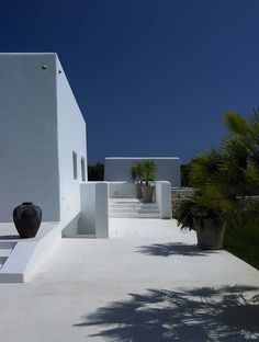 The fusion of Ibizan traditions with function, form, and taste is the hallmark of a Blakstad Ibiza house project. Ibiza Spain, Villa Design, Adobe, Design Consultant, Home Projects, Interior Architecture, Rustic, Mansions, House Styles