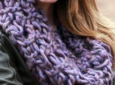 I'm sure I could make this if I knew how to read the instructions! I need to take this to Crazy Girl Yarn shop to figure it out..