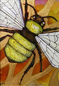 Lynnette Shelley ~ Flight of the Bumblebee IV