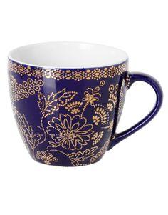INDIGO mugg blå | Mugs/cups | null | Glas & Porslin | Inredning | INDISKA Shop Online