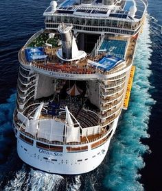 Oasis of the Seas < what we are doing this summer!