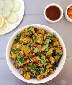 Instant Pot Achari Aloo (Indian Pickled Potatoes) - Cooking you love