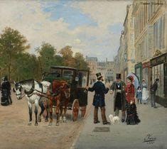 Прогулка в прошлое - старый,добрый Париж.... Обсуждение на LiveInternet - Российский Сервис Онлайн-Дневников