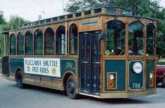 Tuscumbia Trolley