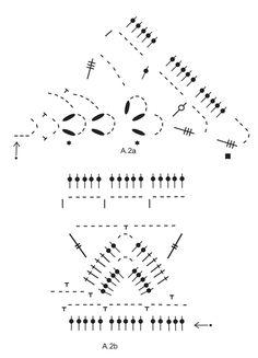 See You Soon / DROPS 175-11 - Chal a ganchillo con patrón de calados, trabajado de arriba abajo en DROPS Cotton Merino. - Free pattern by DROPS Design