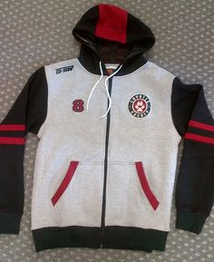 Custom zip up sweater for South Central Coyotes by GSW