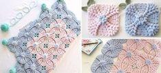 Tuto Carré Granny Crochet