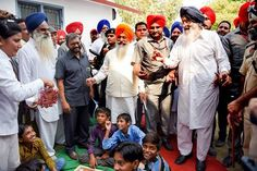 """Chief Minister Parkash Singh Badal addressed a huge gathering during visit to relief camp in Fazilka yesterday. He said that India had always been a votary of peace and communal harmony but Pakistan has always considered this stance of our country as its weakness. """"Therefore the Government of India (GoI) was forced to conduct the surgical operations as an apt reply to sinister moves of Pakistan"""" added Mr. Badal. #Punjab #ShiromaniAkaliDal #SAD"""