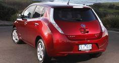 2012 #Nissan Leaf - Australia