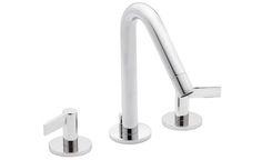 "California Faucet 8"" Widespread Lavatory Faucet Palos Verdes (7102) $436 Ultra Design Ctr"