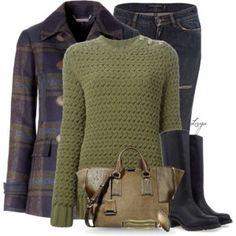 Plaid Outerwear