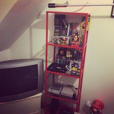 Shared by romworld1112 #famicom #microhobbit (o) http://ift.tt/1LnkSw2 place ever  #classics #classic #nintendo #nintendoentertainmentsystem #nes #sega #supernes #oldschoolgamers #superfamicom  #snes #oldiebutgoodie #nintendo64 #n64 #megadrive #genesis #videogame #jeuxvideo #jeuxvideos #retrogamer #retrogames #retrogaming #collection #gameboy #gameboycolor #gameboyadvance