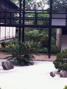 Jardim no Pavilhão Japonês do Ibirapuera - foto de Ricardo Cardim