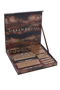 Urban Decay Frenzy Let's take a look back at Urban Decay's year. The brand released a new spring line, a revamped Naked Vault (oh, and another Naked palette on top of that), a new Vice product, a new brow-focused line, and collaborated with Gwen Stefani. We're exhausted just thinking about the work all of this required — but so, so thankful for it all.