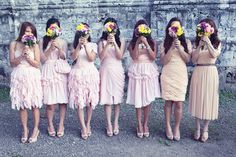 These tips will help you come up with versatile dresses for your bridesmaids.