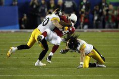Troy Polamalu - Super Bowl XLIII Charlie Weis, Troy Polamalu, Photo L, Nfl, Football, Soccer, Futbol, American Football