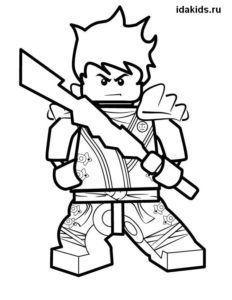 Ниндзяго NinjaGo Раскраски Ниндзя Го Лего Ninja Go: лучшие ...