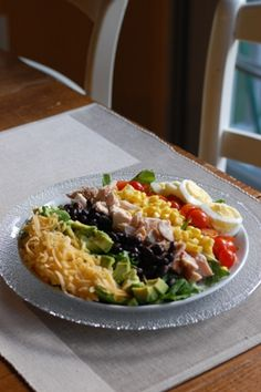 Cobb Salad - Similar to Red Robin's Cobb Salad...  Only Better.