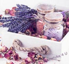 DIY: Kwiatowe sole do kąpieli. Zafunduj sobie domowe SPA ;) / Kosmetyka 4 U