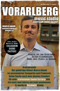 MUSIC PRODUCER MARCO ADAMI  VORARLBERG AUSTRIA Memes, Musica, Pictures, Running Away, Audio Studio, Acoustic, Meme