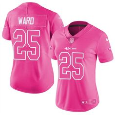 49ers #25 Jimmie Ward