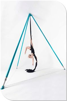 This place sells awesome circus supplies-- I've always wanted to learn trapeze!