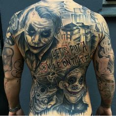 Tattoo & Tattoo : Photo