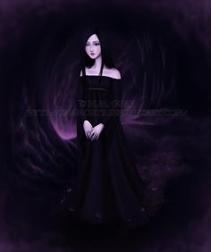 Persephone by *Enamorte on deviantART